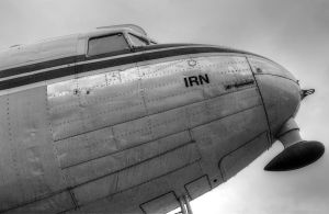 The old DC-3 by luethy