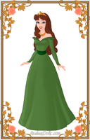 Briar Rose, regular clothes by taytay20903040