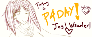 P4 Day is the BEST DAY by FlashFumoffu