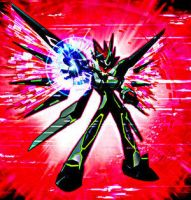 megaman starforce 3 ulitmate f by luuffy100