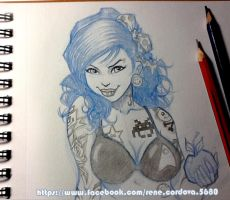 Sketchbook prev by renecordova