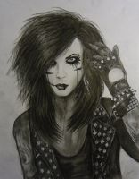Andy Sixx by Muumitikkari
