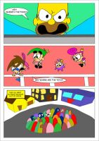 How Zim Stole Christmas pg.17 by WaggonerCartoons