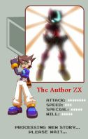 The Author ZX's Pixel ID by TheAuthorZX