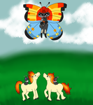 Daddy Day (Victoria's First Flight) by TwinBowser
