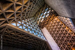 New Age cathedral. by eriksimonic