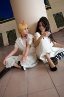Magi: Fog Troupe Leaders by Junez-chan