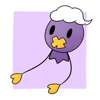 Drifloon by LexisSketches