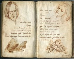 Old notebook by vincha