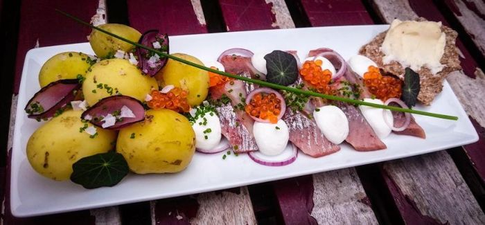 Sweden on a Plate - First Course - v0.1 by jLundhArt