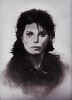 Michael Jackson by chrisbaggott