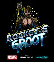 Rocket and Groot by nosmallvictories