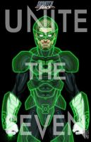 Unite the Seven: Green Lantern by FooRay