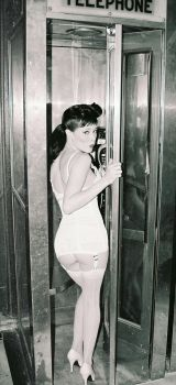 PHONE BOOTH HOTEL CHELSEA NYC by candeecampbell