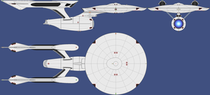 Star Trek 'Curvy Connie' 3view Wip2 by Danny420Dale