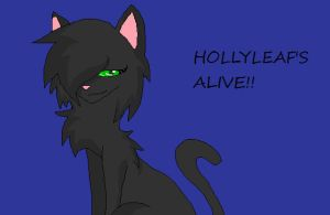 hollyleaf by cluelessAvian