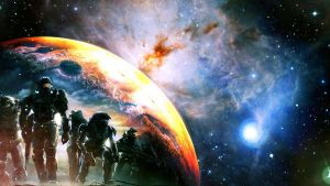 Halo: Reach - To The End by Ferino-Design