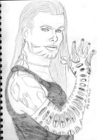 Jeff Hardy by BubblyPunkKat