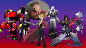Vic Mignogna Tribute by The4thSnake