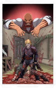 Luther Strode Pinup by donna-gregory