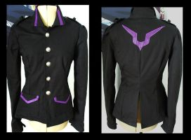 Code Geass Jacket V.2 by silentplace