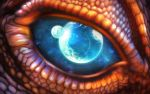 Dragon Eye by MaRoC68