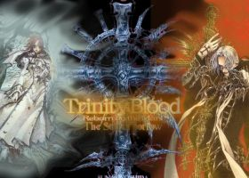 Trinity Blood Wallpaper by ZeroJigoku