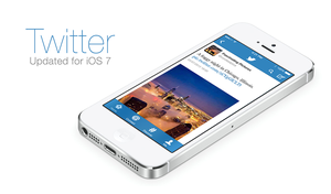 Twitter for iOS 7 by osullivanluke