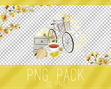 PNG pack by black-white-life (38) by ByEny