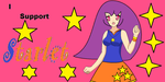 I Support Starlet by MarioBlade64