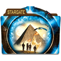 Stargate Folder Icon by mikromike