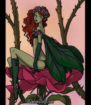Pretty Pixie Poison Ivy by Jyger85