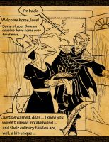 Valenwood Comic Teaser by SlayerSyrena
