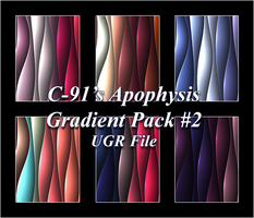 Apophysis Gradient Pack #2 by C-91