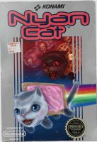 Lost NES Nyan Cat game found by jrbarker