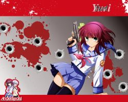 Angel Beats Yuri by MythicxGamer