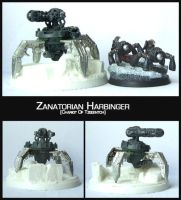 Rough Harbinger Tank by Proiteus