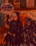 Nananananana Batmaans bertmans beermans by UrsulaDecay