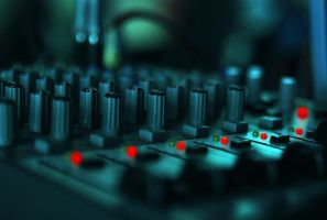 mixer with lights by mzr9mm