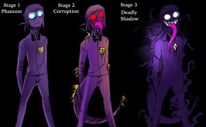 Ghost Seth's stages by Nomi-Lewa
