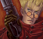 Vash the Stampede by silent-clarion
