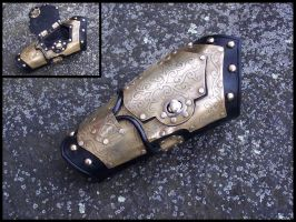 Coyle Family Enhancement Vambrace by SteamViking
