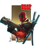 deadpool Shavanas by chavana