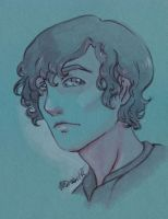 Young Sherlock by Mirabel-chan