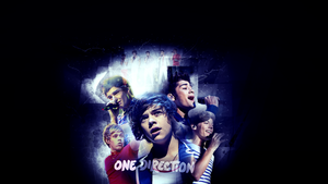 One Direction Wallpaper by wherestherain