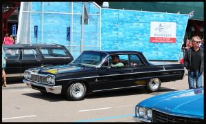 1964 Chevrolet      Impala by compaan-art