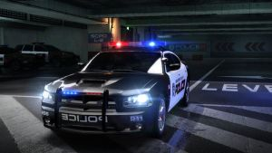 dodge charger police. NFS by daz1200