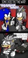 sonic does the time warp by ZoDy