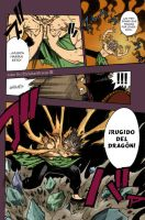 Rave Master - The Dragon Roar by ChristianStrange3