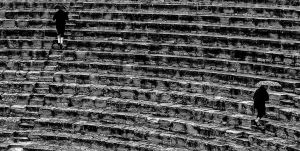 takiing steps by awjay